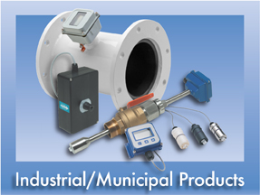 SeaMetrics Industrial and Municipal Products
